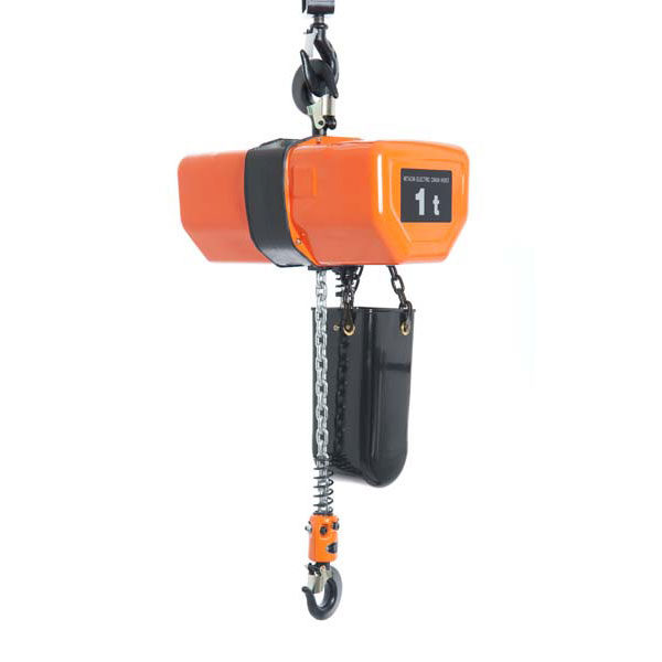 Hitachi Electric Chain Hoist 1 TON