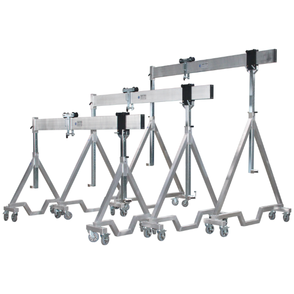 A Picture of a Feltes Movable Gantry Crane