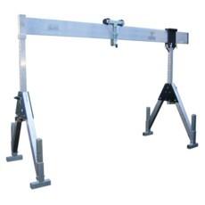 Aluminium Gantry Crane Picture