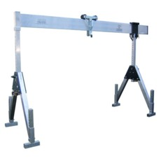 Aluminium Collapsible Gantry Crane