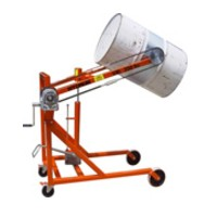 Girdle Type Drum Lifter