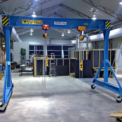 Hercules Mobile Gantry Crane