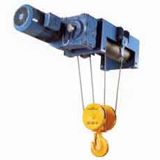 JDN Monocrane Wire Rope Hoists