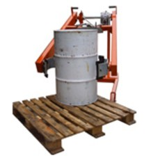 Mobile Grip Type Drum Lifter