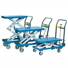 Pacific Heavy Duty Lifter Trolleys