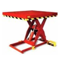 Safetech Hydraulic Scissor Lift Table