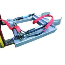 Type- DC-GR2:EFD Hydraulic Drum Rotator