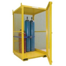 Type GB-CM Gas Cylinder Cage