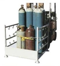 Type GB-P Gas Cylinder Cage