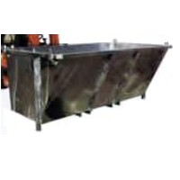Type JTU - Waste Bin for Bulk Waste