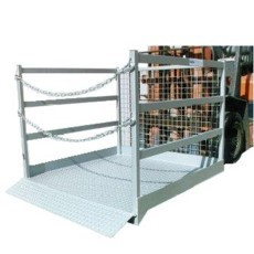 Type- WP-GC12 : WP-GC18 Goods Cages