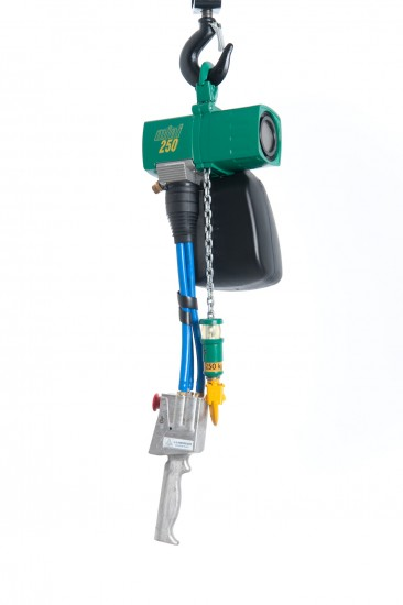 hoists winches – JDN Mini