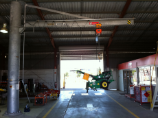 PRACTICUS-COLUMN-MOUNTED-SLEWING-JIB-CRANE