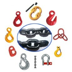 Safety Hooks, Shackles, Connectors