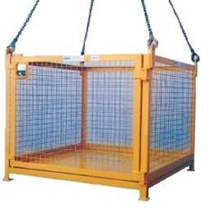 Type CSP4 Goods Cage