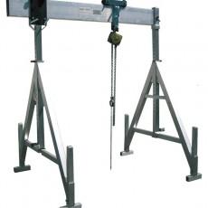 Portable Aluminium Gantry Cranes