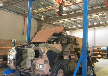 5000 kg Hercules Gantry Crane